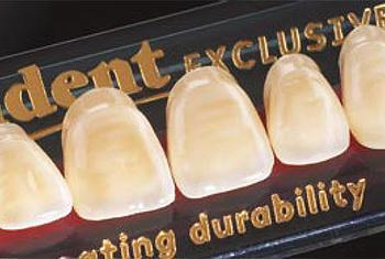 Goldent - denti artificiali